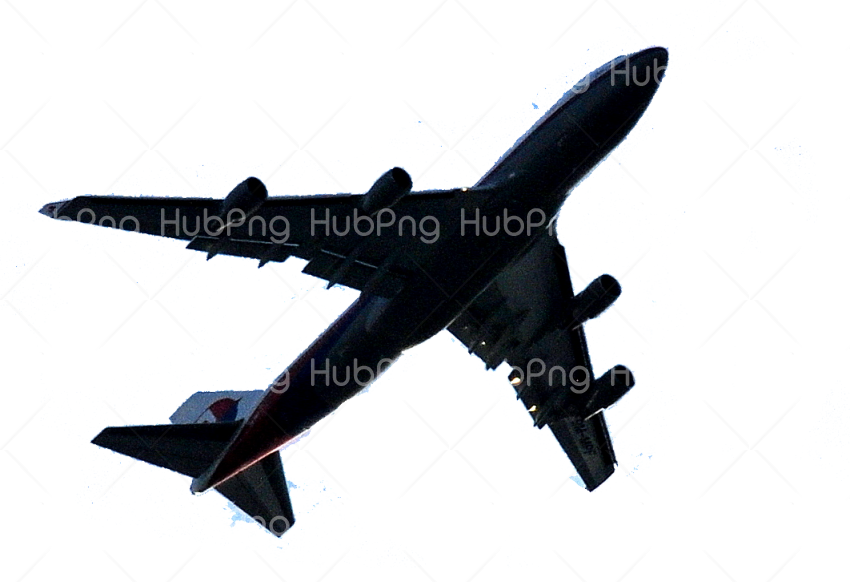 Download Black Airplane Png Clipart Transparent Background Image