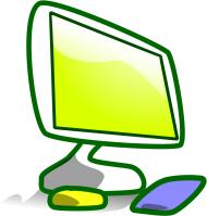 computer png , computadora clipart