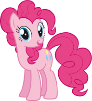 little pony png pink